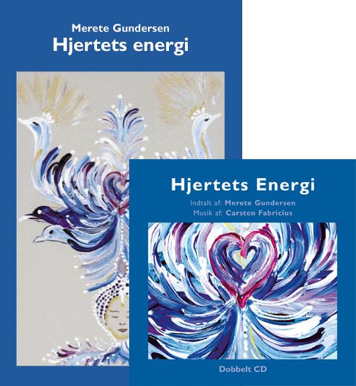 Hjertets Energi inkl. DB CD