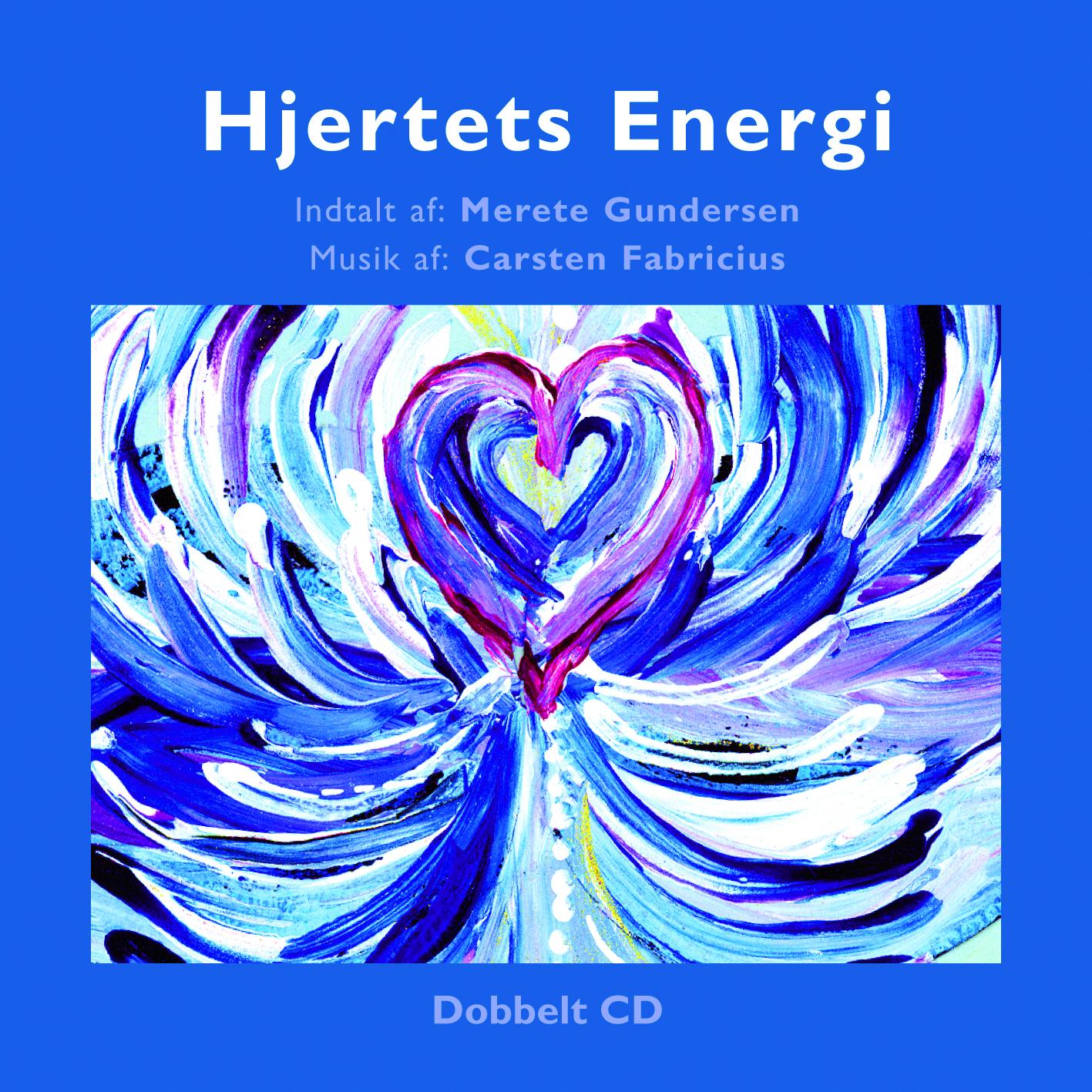 Hjertets Energi DB CD