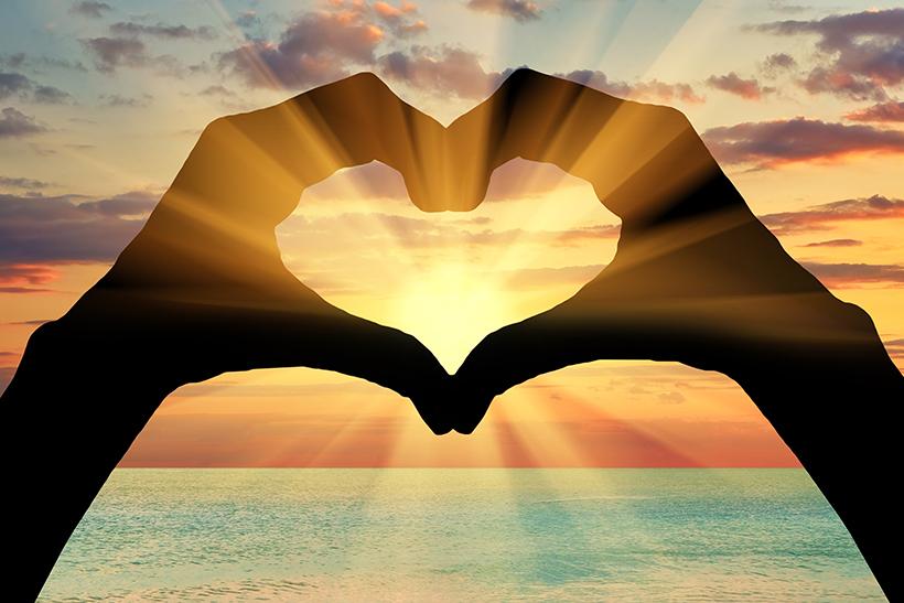 Visualisering med kærlighedens lys