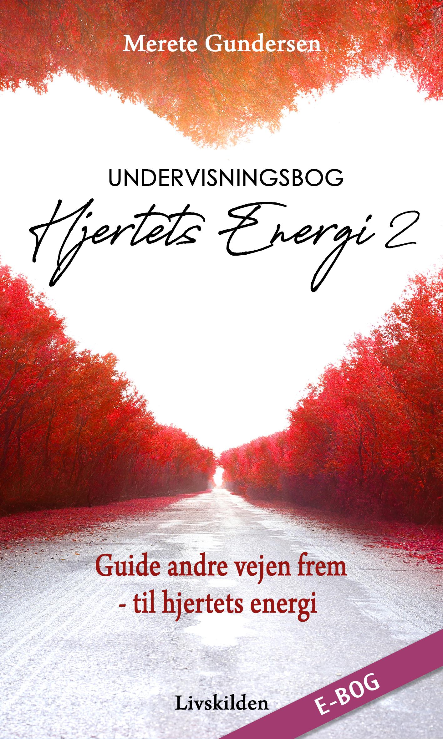 E-bog: Hjertes Energi 2, undervisningsbog
